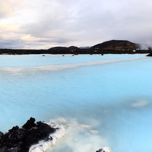 photo friday Iceland blue lagoon ashley landers