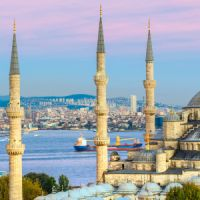 Turkey: The Crossroads of Europe and Asia